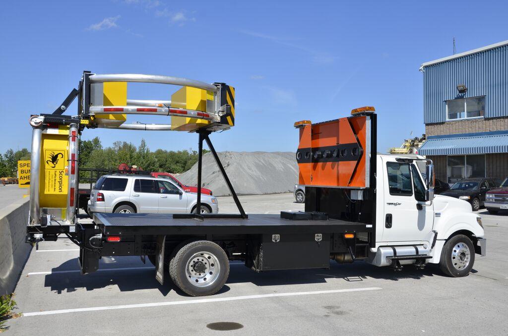 Truck Attenuation